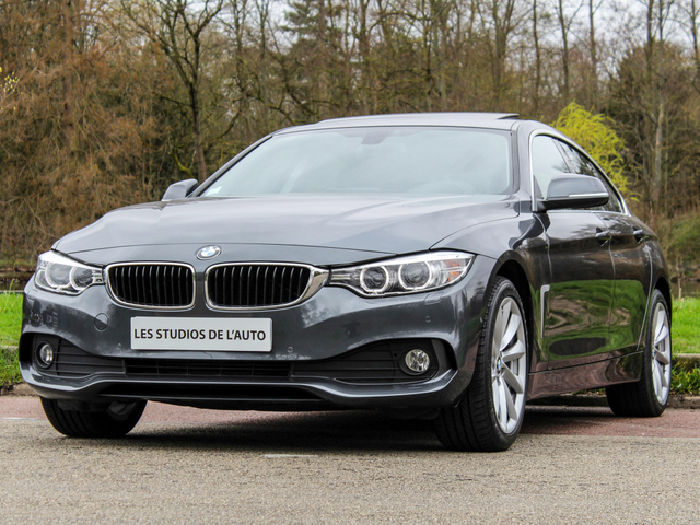 BMW BMW Serie 4 Gran Coupe I (F36) 420dA xDrive 190ch Techno Design