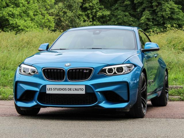 BMW BMW M2 Coupe I (F87) M2 370ch