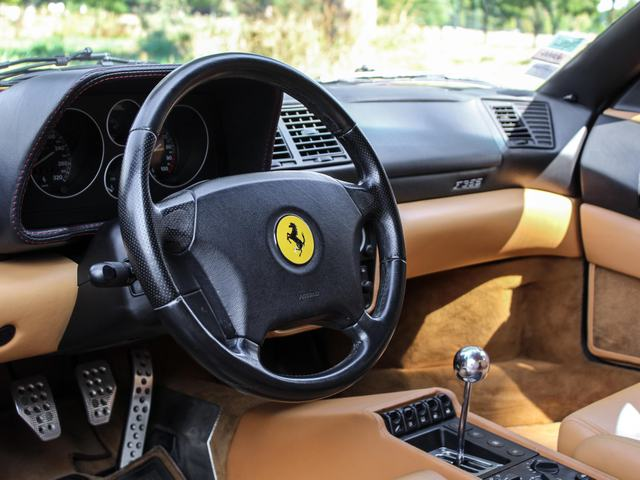 Ferrari 355 3.5 Berlinetta BV6