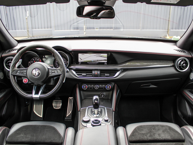 Alfa-Romeo Stelvio  2.9 V6 510ch Quadrifoglio Q4 AT8