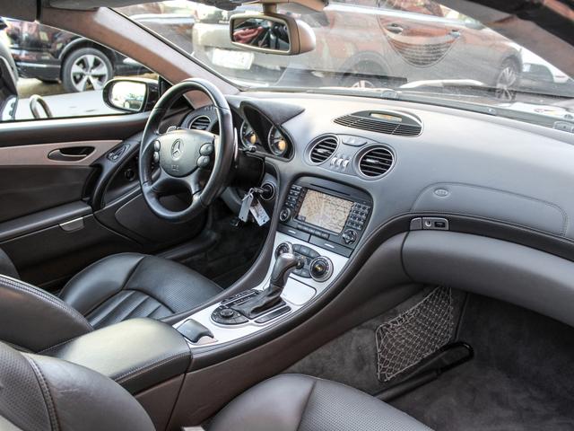 Mercedes-Benz SL II  (R230) 55K Roadster AMG BA