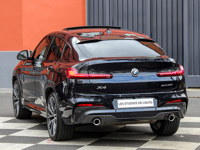 BMW X4  (G02) XDRIVE30IA 252 M SPORT