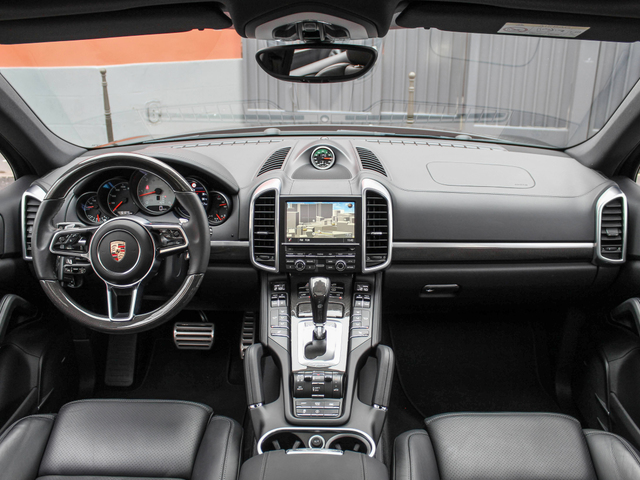 Porsche Cayenne II (958) 4.2 385ch S Diesel