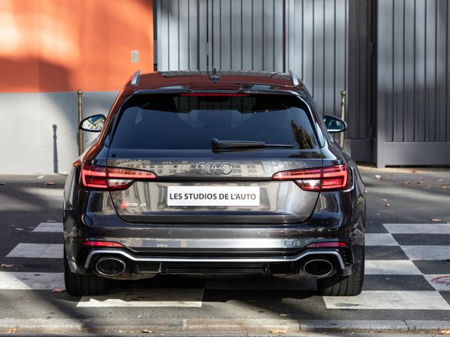 Audi Rs4 Avant V (B9) 2.9 V6 TFSI 450ch quattro tiptronic 8
