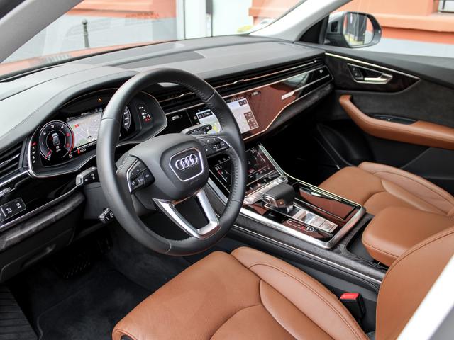 Audi Q8 50 TDI 286ch Avus extended quattro tiptronic 8 157g