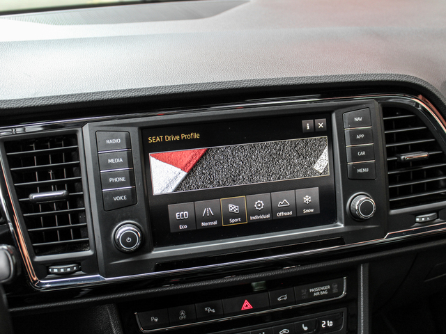 Seat Ateca  2.0 TDI 190ch Start&Stop Xcellence 4Drive DSG