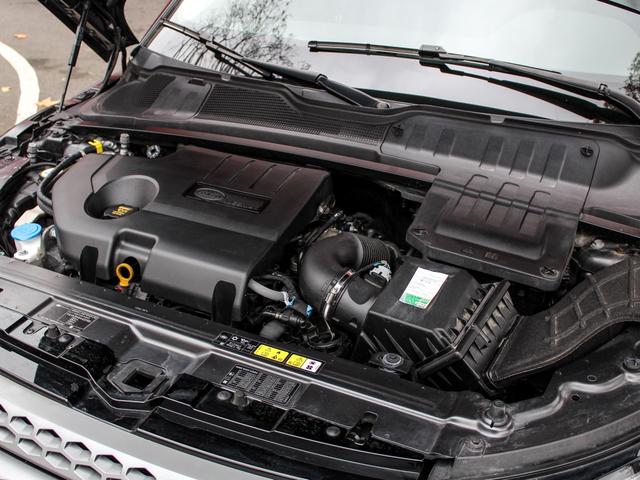 Land-Rover Evoque  2.0 TD4 150 SE BVA Mark IV