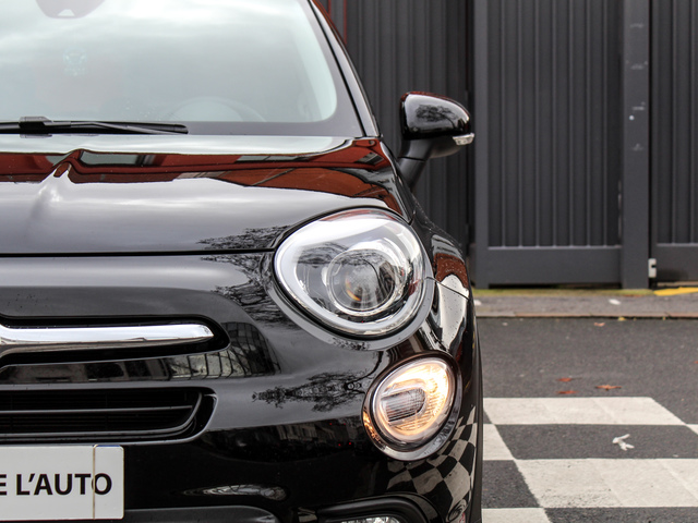 Fiat 500X 1.6 Multijet 120ch Club DCT