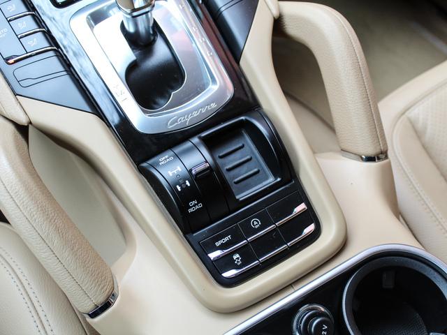 Porsche Cayenne II (958) Diesel