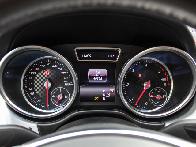 Mercedes-Benz Gle Coupe  350 d 258ch Sportline 4Matic 9G-Tronic