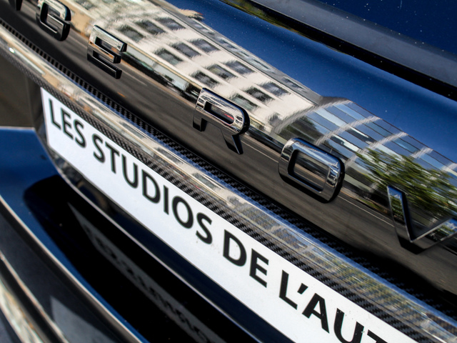 Land-Rover Range Rover Sport II 5.0 V8 Supercharged 550ch SVR Mark V