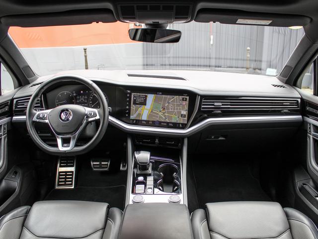 Volkswagen Touareg III 3.0 V6 TDI 286 4WD R-LINE EXCLUSIVE AUTO