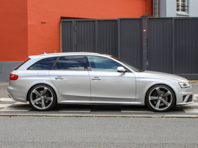 Audi Rs4 Avant IV (B8) 4.2 V8 FSI 450ch quattro S tronic 7