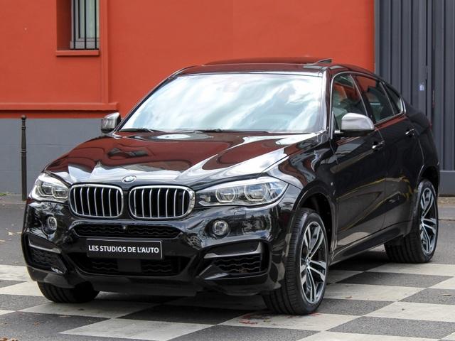 BMW X6 II (F16) M50dA 381ch