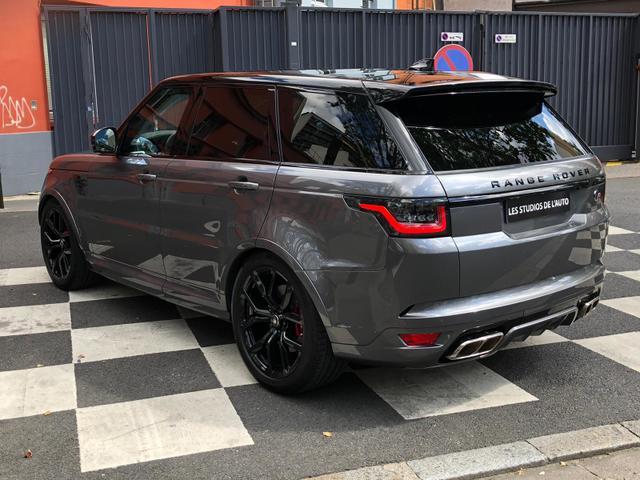 Land-Rover Range Rover Sport 5.0 V8 S/C 575ch SVR Mark VIII