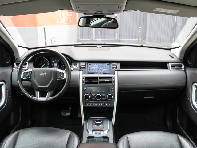 Land-Rover Discovery Sport 2.0 Si4 240ch AWD HSE Mark II