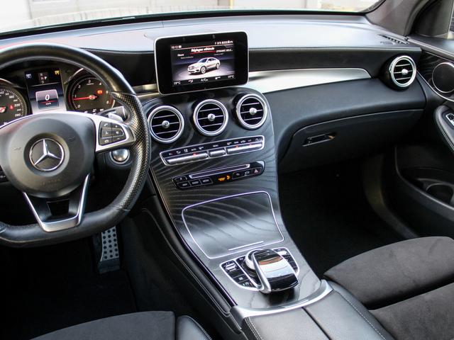 Mercedes-Benz Glc Coupe  250 d 204ch Sportline 4Matic 9G-Tronic